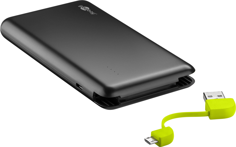 alimentations piles onduleurs piles accus coupleurs batterie portable li on goobay. Black Bedroom Furniture Sets. Home Design Ideas