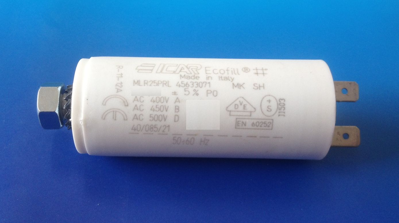 Icar Ecofill Capacitor 20uf 28 Images Icar Ecofill