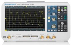 Oscilloscope 2x70 MHz 1.25GS/s 10 Mpts